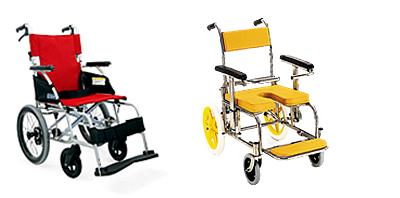 車椅子シャワチェアー